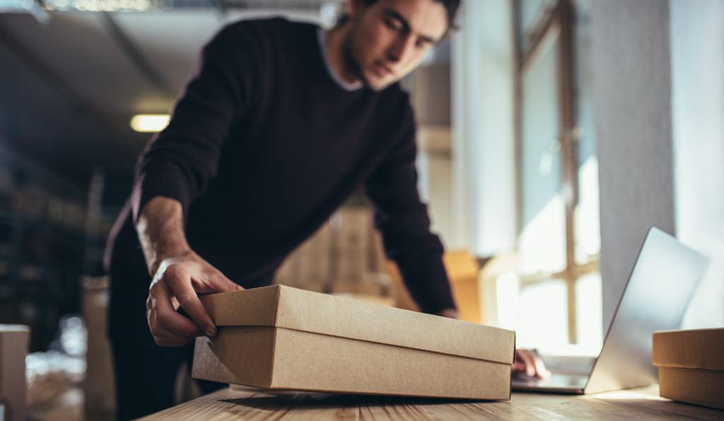 e-logistique et e-commerce par Expedi
